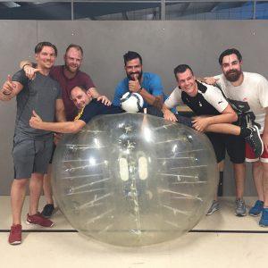 buborékfoci legénybúcsú születésnap