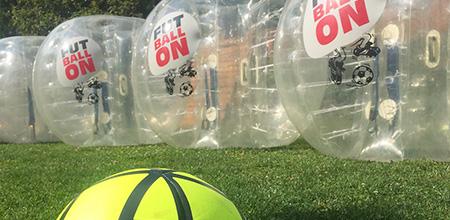 futballon buborékfoci rendezvény program fesztivál