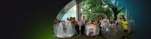 futballon buborékfoci tábor